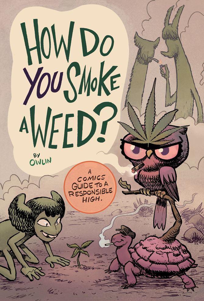 It's time for this one-of-a-kind educational graphic novel to see print!
