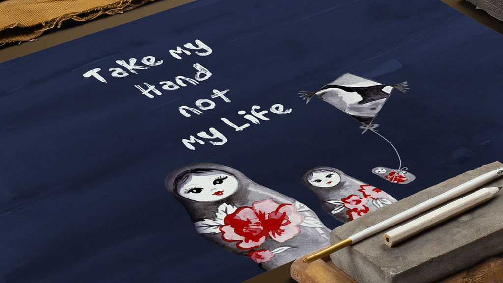 Project image for Take my Hand Not my Life