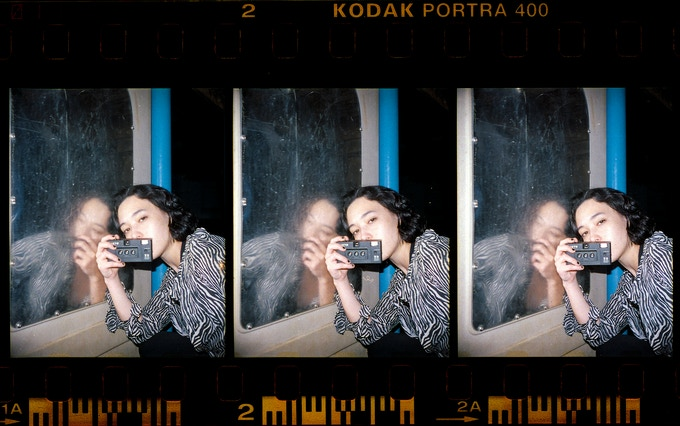 Film negative by RETO3D