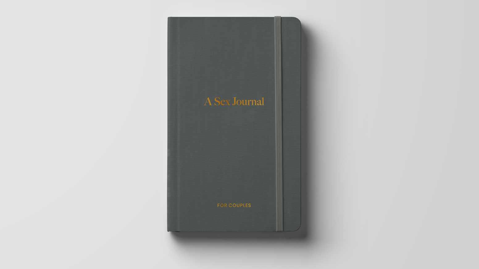 A simple tool for extraordinary sex. A beautiful, shared journal for couples to reflect on and explore sex together.