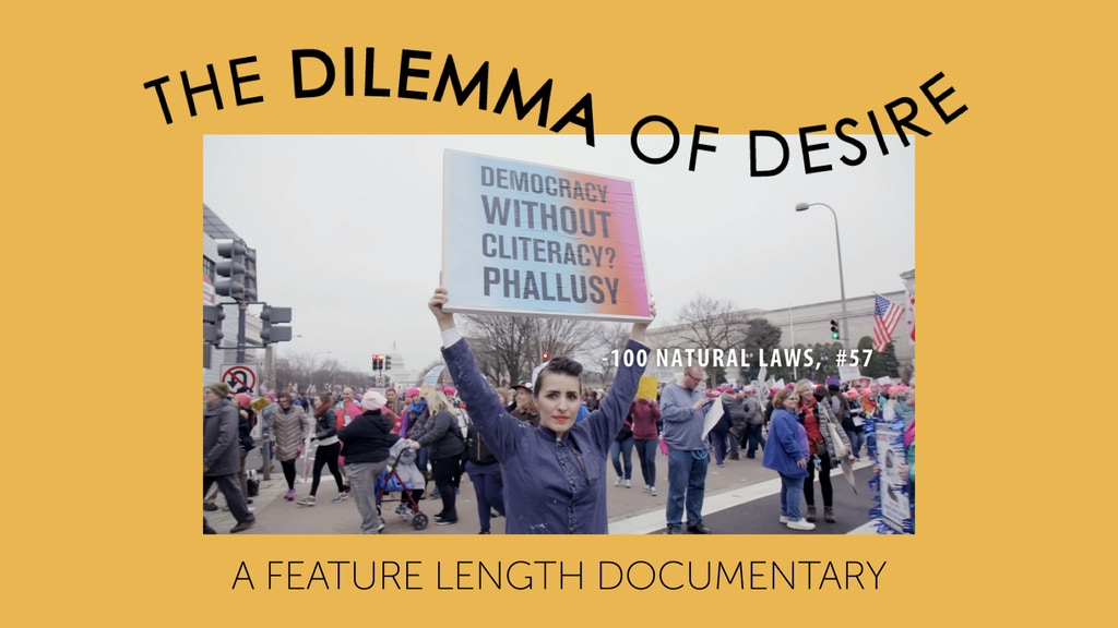 The Dilemma of Desire - A Feature Length Documentary project video thumbnail