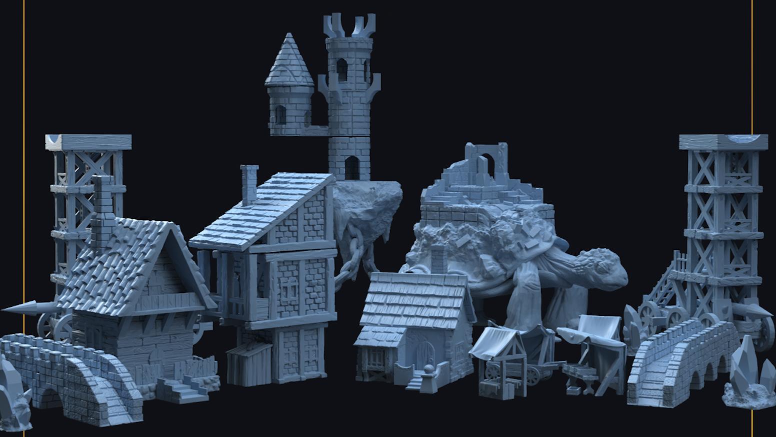 3D Files for print (STL)