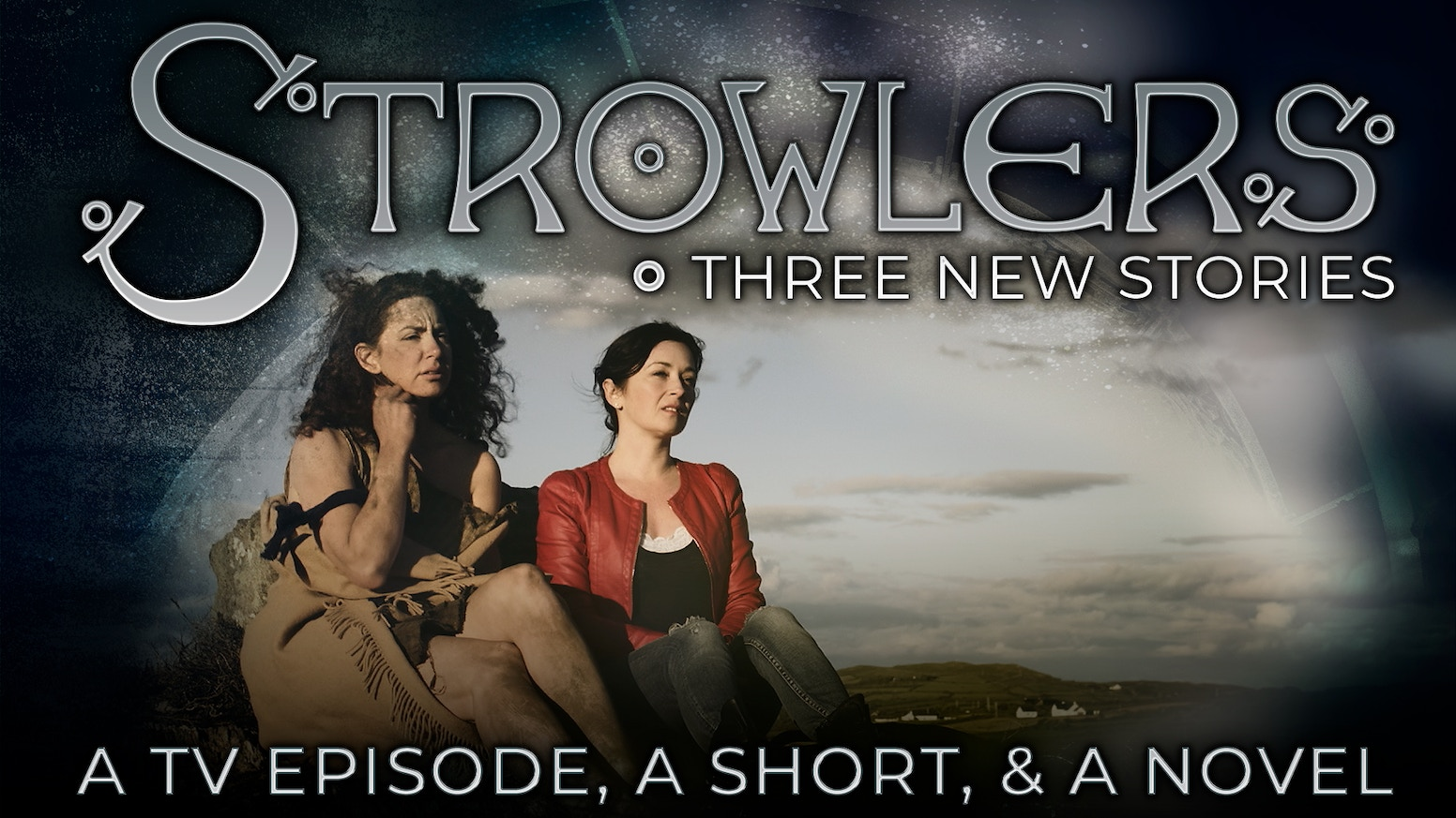 """A modern fantasy TV series. The story begun in """"Strowlers Ireland"""" continues with a short film, an episode set in Denmark, and a novel."""