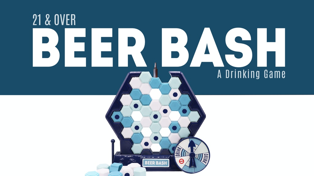 Beer Bash: A Skill-Based Drinking Game project video thumbnail