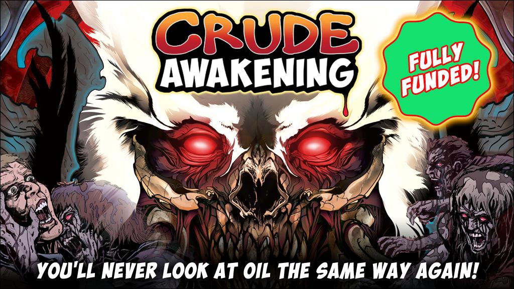 Crude Awakening - A Zombie Apocalypse project video thumbnail