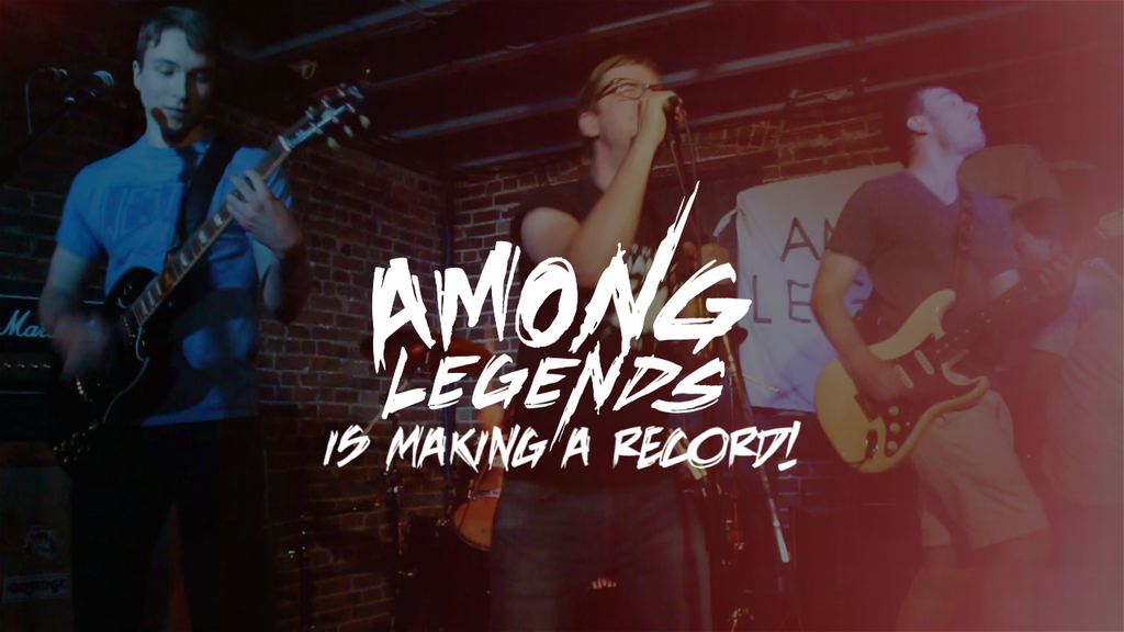 Help Among Legends Make A Record! project video thumbnail