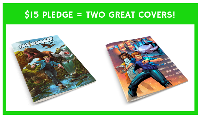 Get both the Renan Shody and Justin Hunt Covers for only $15!