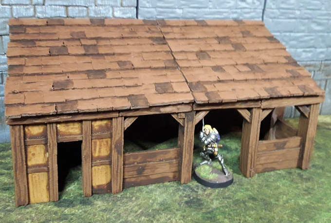 Stables - Unlocked Stretch Goal