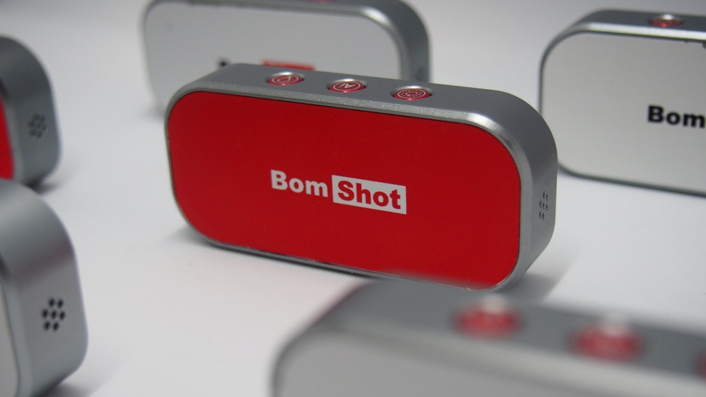 BomShot™ project video thumbnail