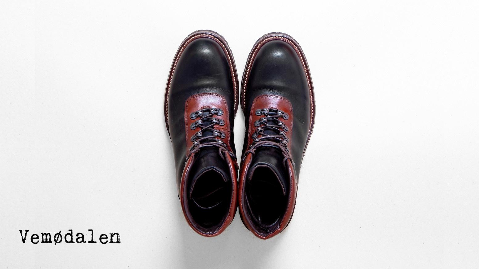 644d910d2861 Vemødalen Boots - The Saint Denis by Martin Eriksson — Kickstarter