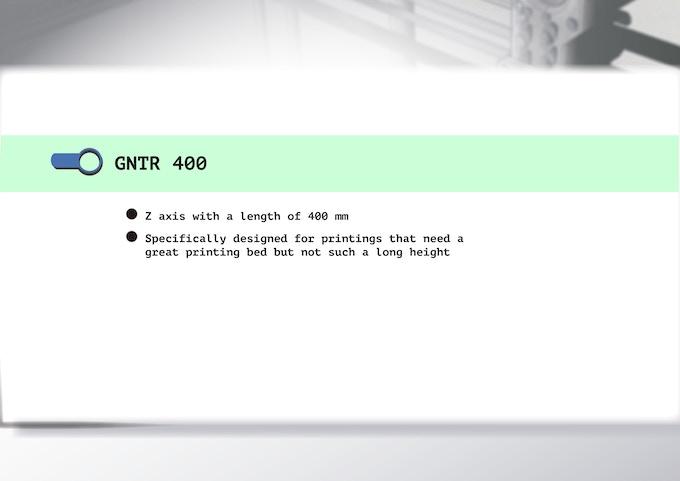 GNTR 400