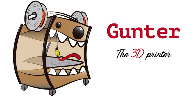 Gunter the Mascot