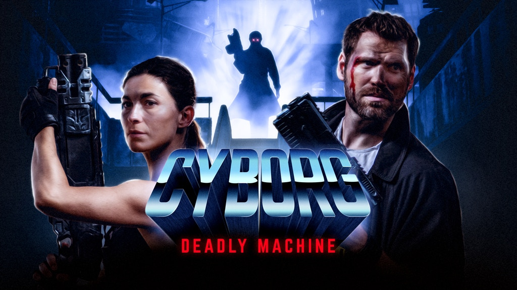 Cyborg : Deadly Machine project video thumbnail