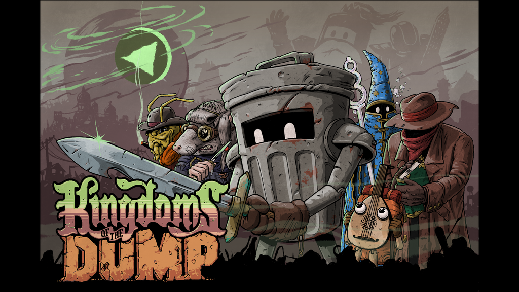 Kingdoms of the Dump project video thumbnail