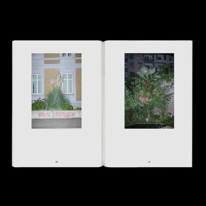+41 Publikation –Fotostrecken zur Alltagskultur in der Schweiz, hier: Ronja Burkard