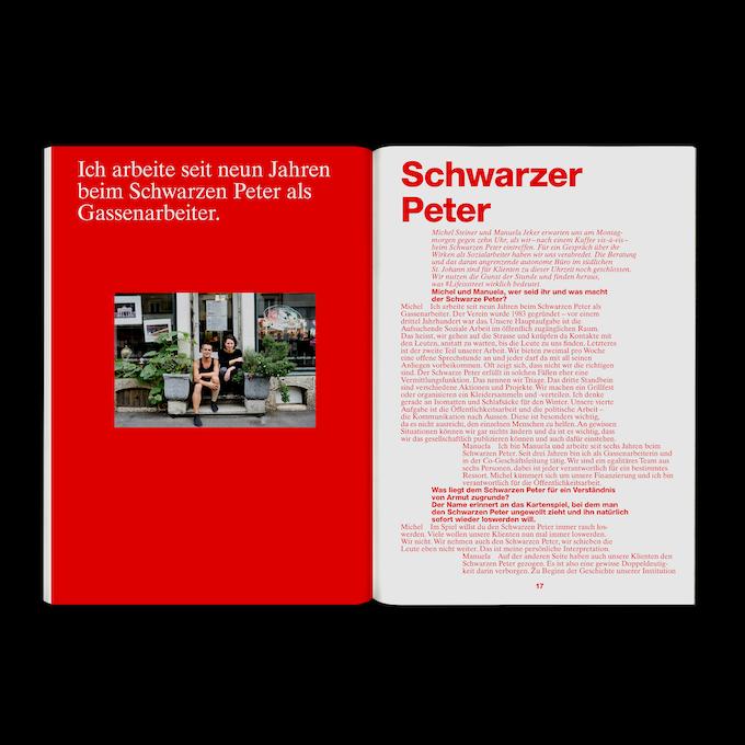 +41 Publikation –Schwarzer Peter Interview