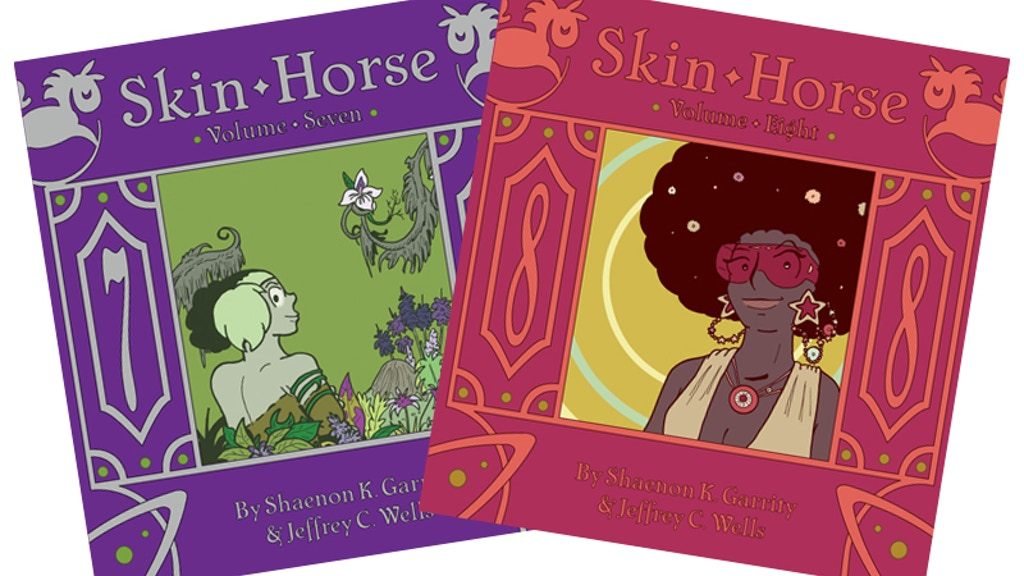 Skin Horse Volumes 7 and 8 project video thumbnail