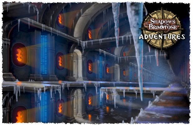 Shadows of Brimstone Adventures by Flying Frog Productions — Kickstarter