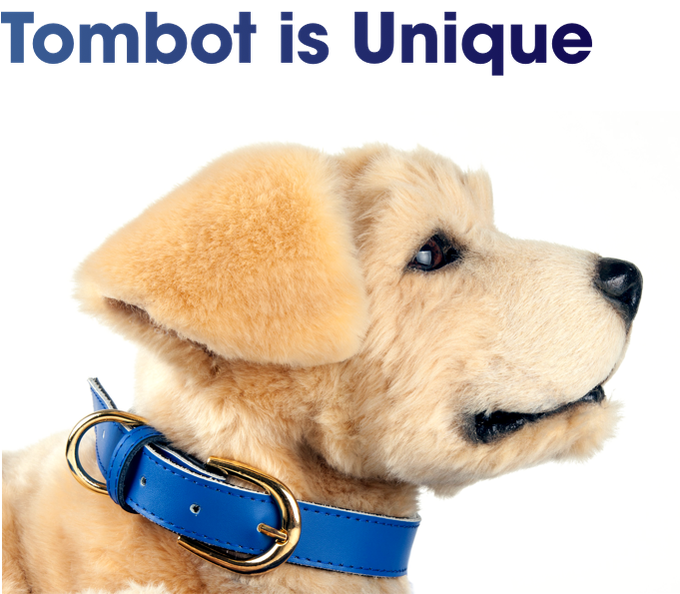 Tombot - The World's Most Realistic Robotic Animal by Thomas