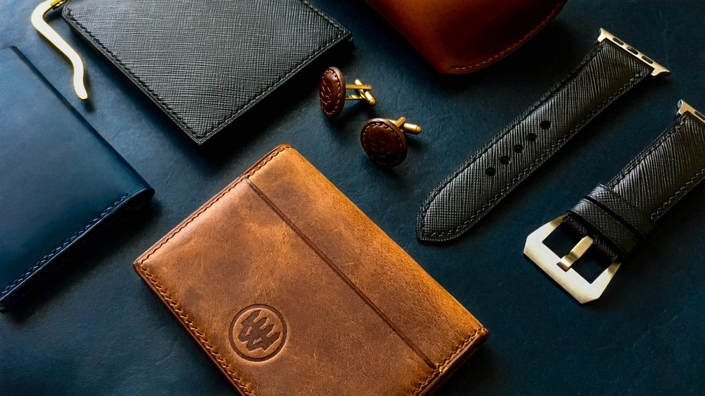 THE RAW: Redefining Handcrafted Leather Goods