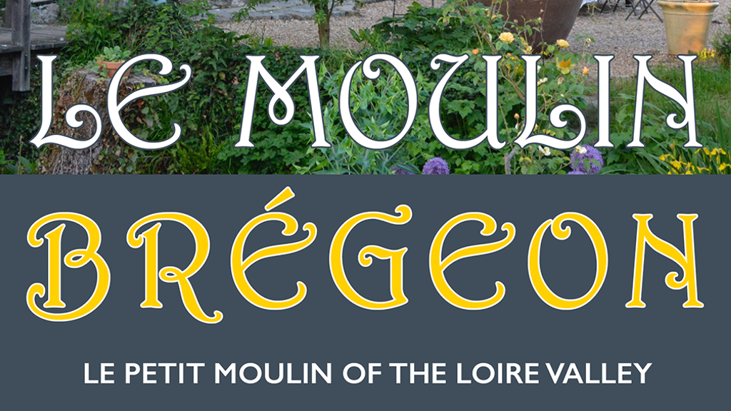 Fundraiser to help Le Moulin Bregeon publish our Cookbook! project video thumbnail