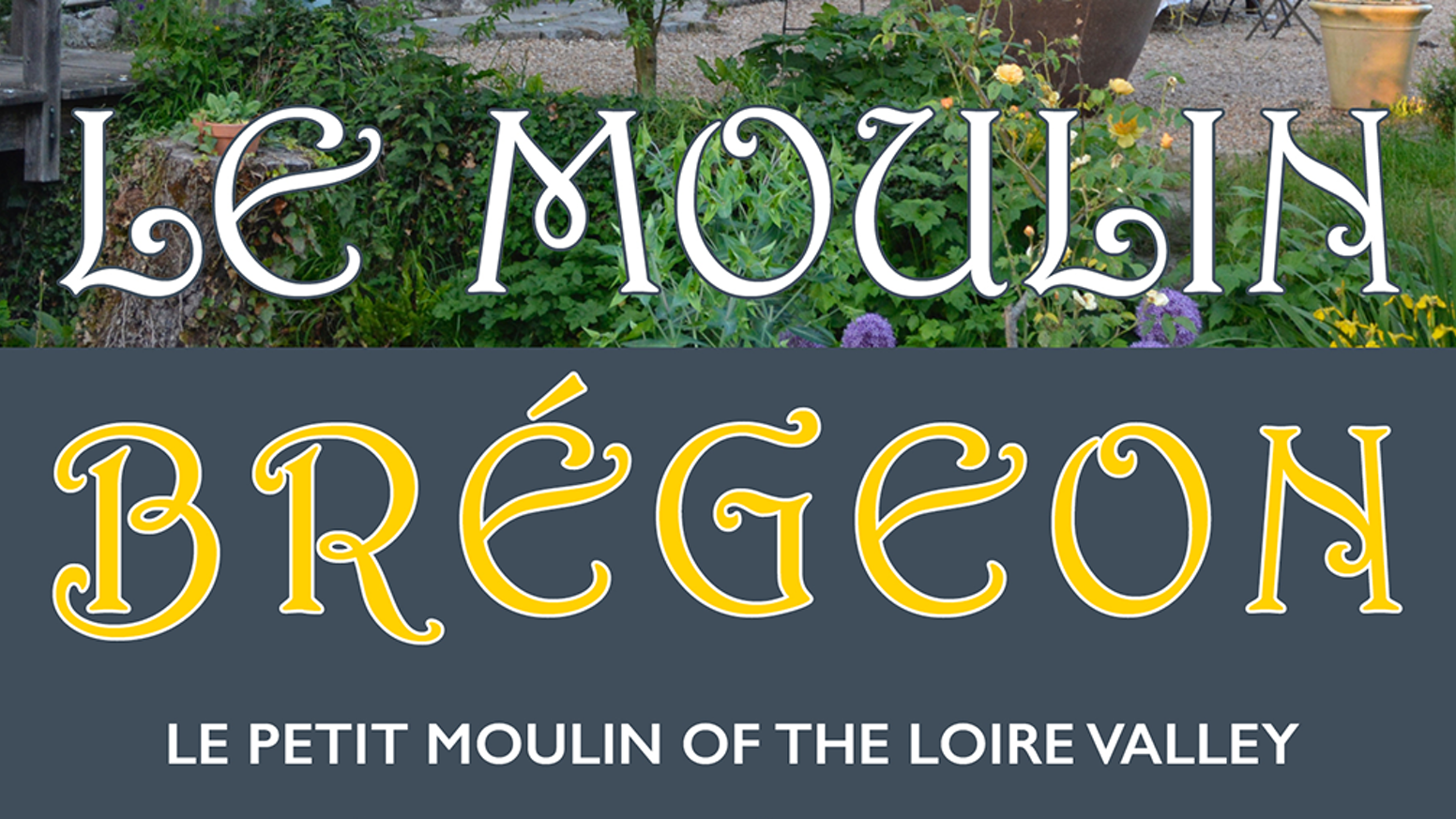 A cookbook written by Kathryn Gordon, with chefs Bernard Levenez & Pascal Merillou, for Le Moulin Bregeon Hotel. Thank you for helping us to self-publish and celebrate the first 20 years at Le Moulin Bregeon.