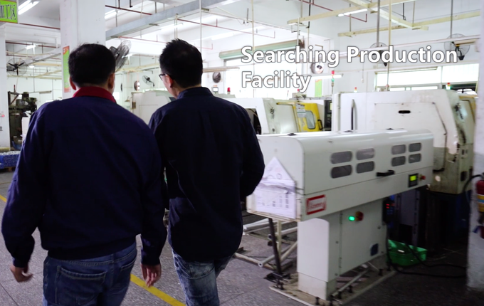 Finding Suitable Production Partner