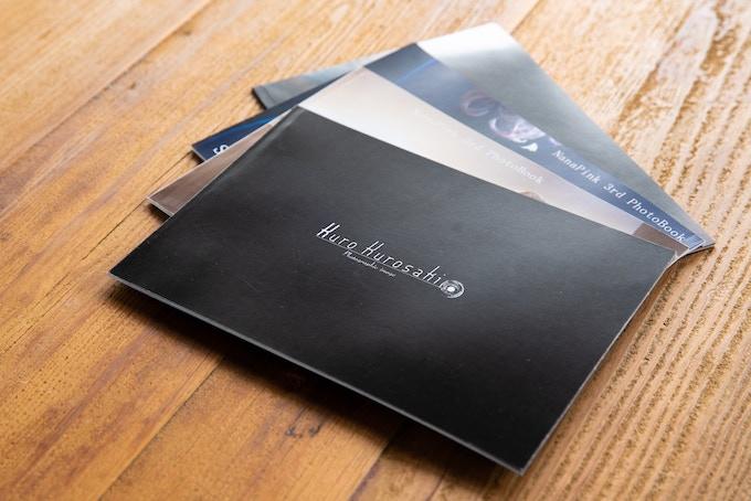デジタル写真集付録 イメージ  digital Photo Book (mini photo book) image