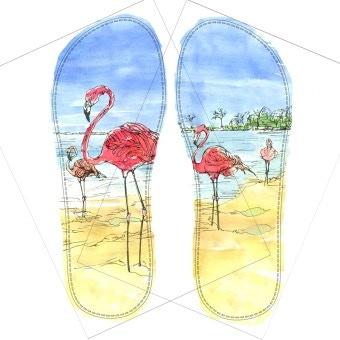 ARUBA ARUBA - Flamingo Beach