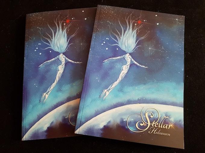 Stellar books.
