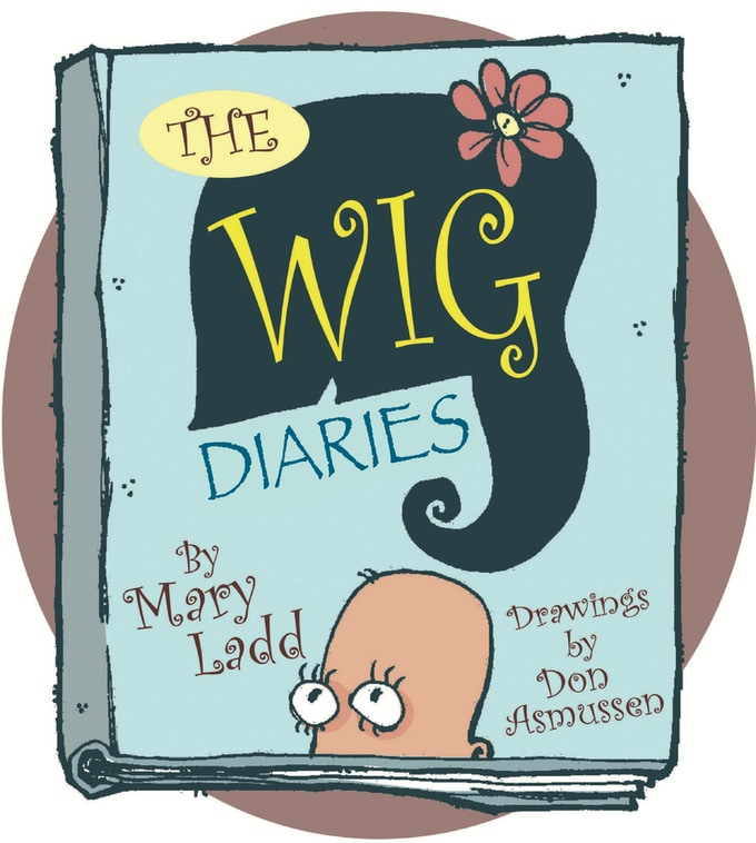 Wig Diaries cover, oh yeah!