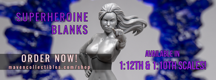 Blank female action figure bodies for mods, collectors & artists. Accessories & interchangeable parts for customizing your projects!