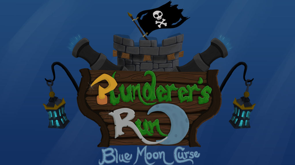 Project image for Plunderer's Run: Blue Moon Curse