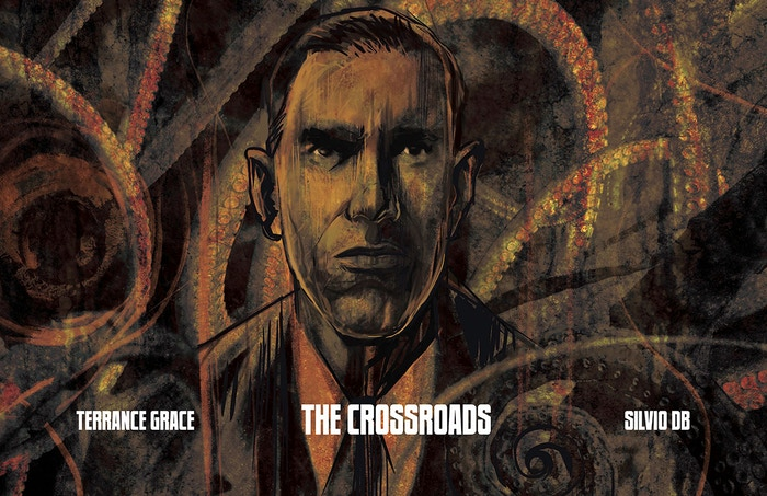 H.P. Lovecraft has his Robert Johnson moment down at The Crossroads as he writes the line that unlocks the last barrier to his soul.
