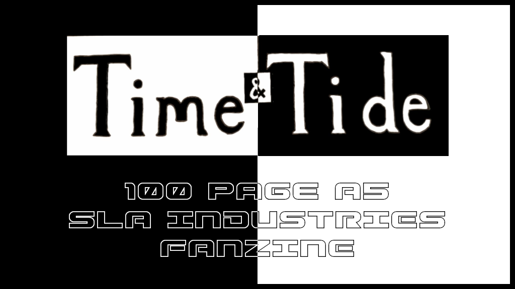 Time & Tide | ZineQuest project video thumbnail