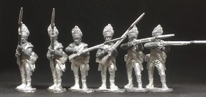 Picture # 2 - British Grenadiers Firing 1