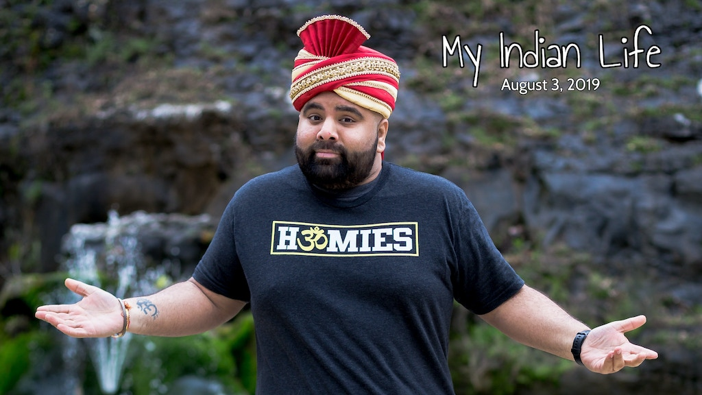 My Indian Life - A Comedy Special project video thumbnail
