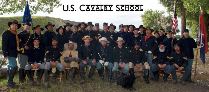 U,S. Cavalry School and Custer's Last Ride & Adventure. All rights reserved.