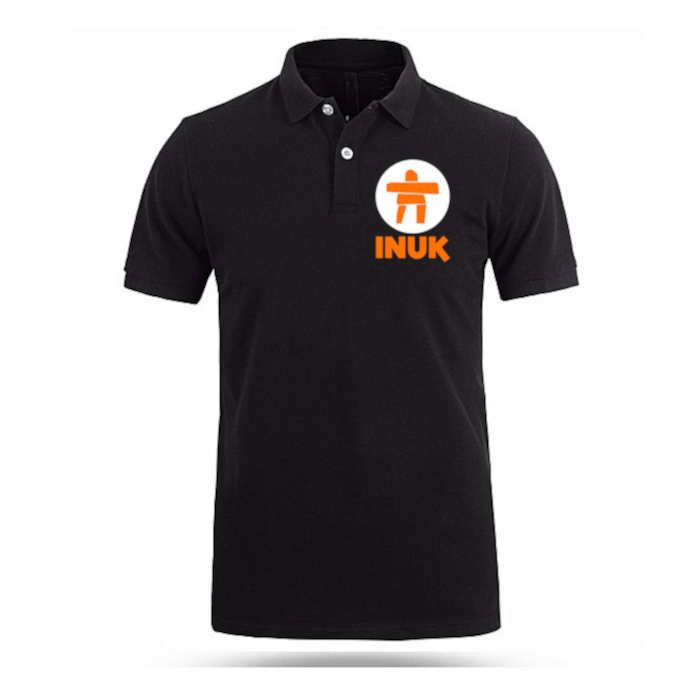 Inuk polo in 3 different sizes