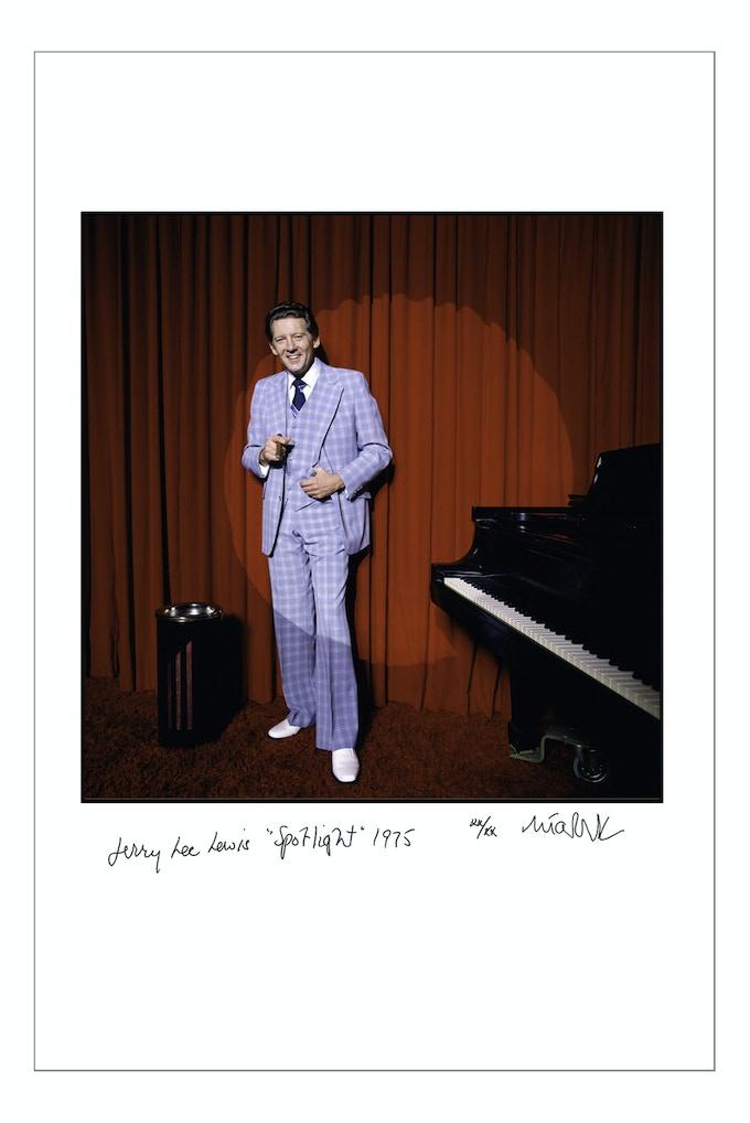 "24x35 Jerry Lee Lewis ""Spotlight"" 1975 (24x35 choice)"