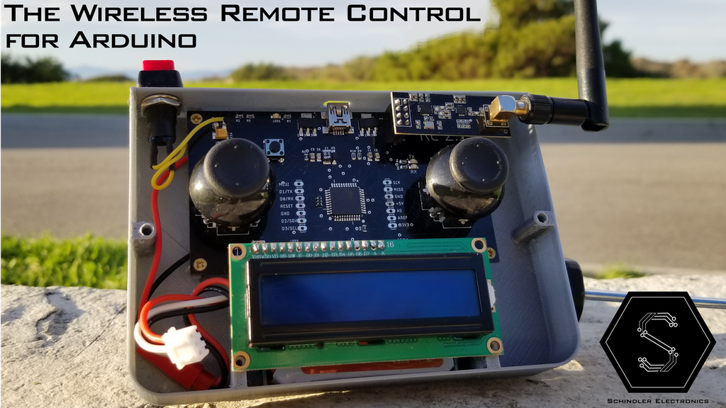 The Pilot Remote Control for Arduino! project video thumbnail