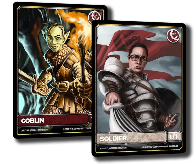 Game Knights Limited Edition Tokens By Jimmy Wong And Josh