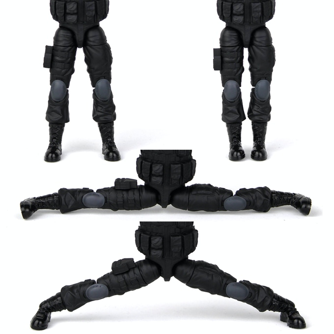 Range of Motion in the Legs