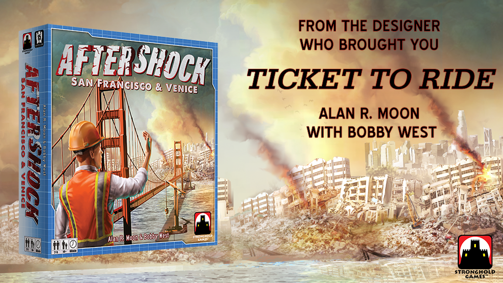 Aftershock: San Francisco and Venice - Relaunch project video thumbnail