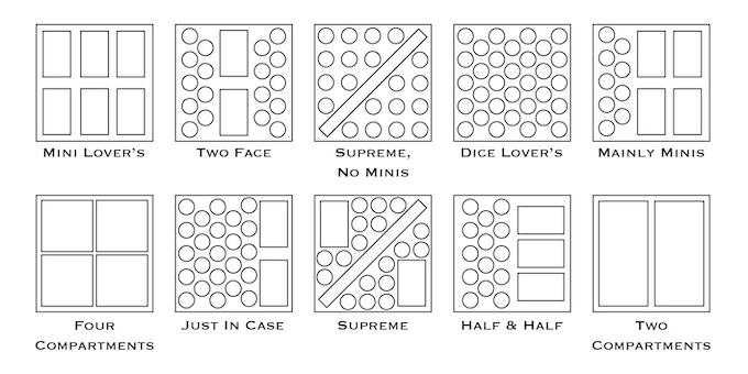 Essential Chamber Foam Insert Options