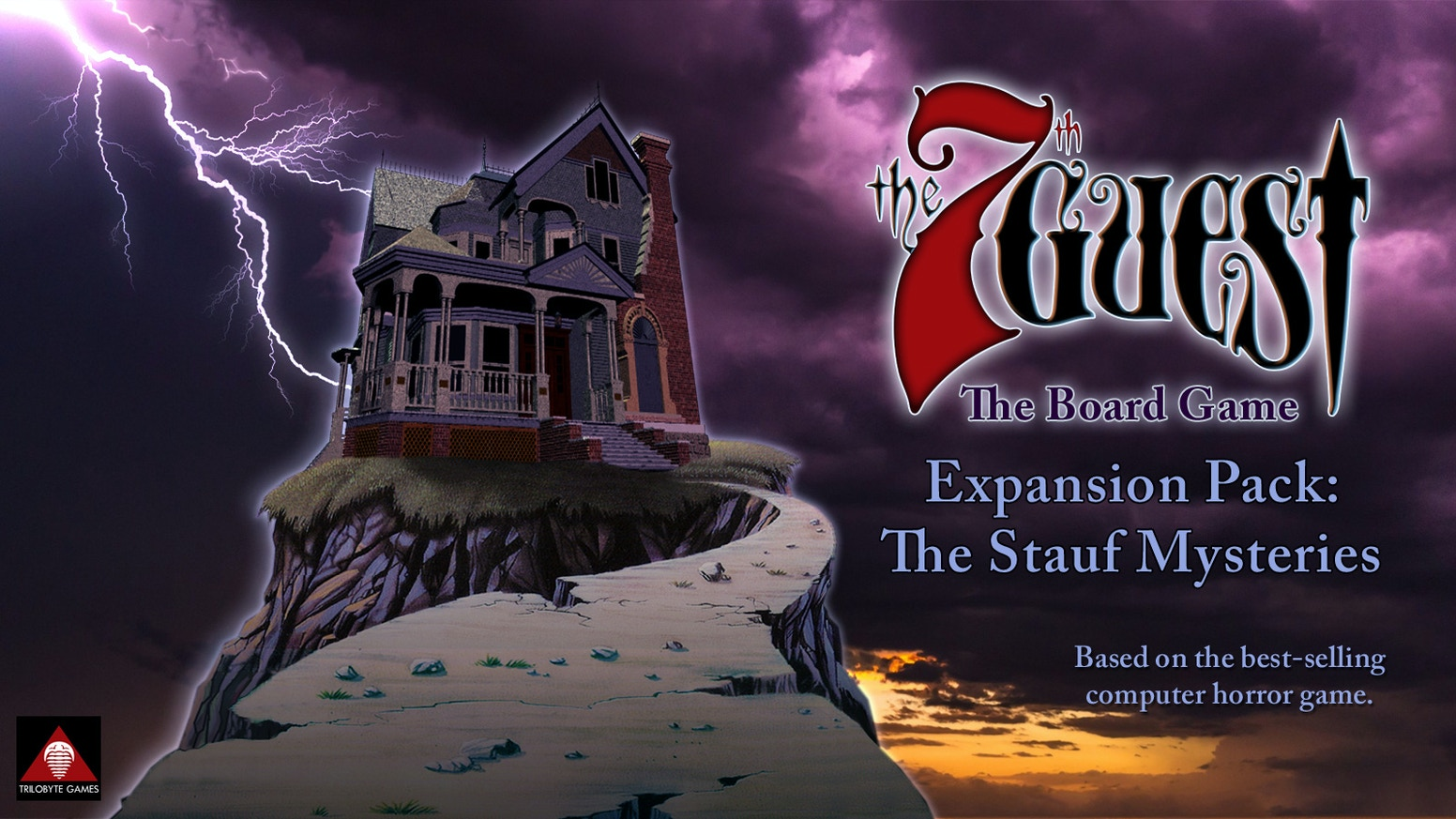 Bringing story and mysteries to The 7th Guest Board Game experience. Coming this Christmas.