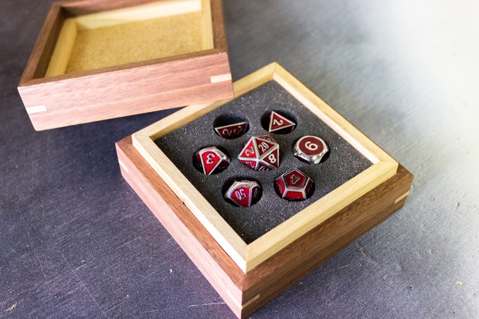 For your favorite set of dice