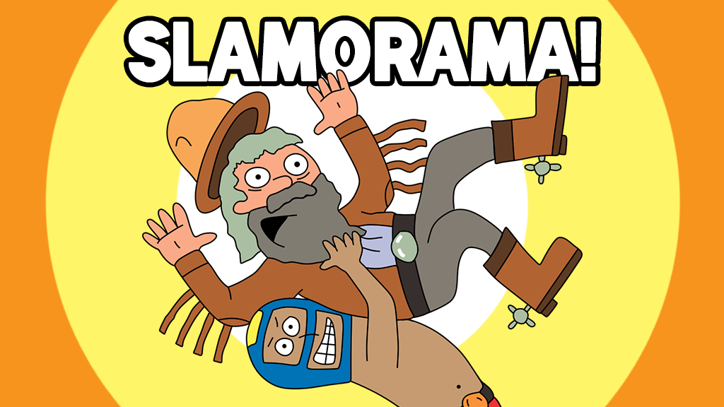 SLAMORAMA! project video thumbnail