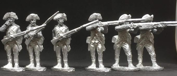 Picture # 2 - British Battalion Company Firing 1