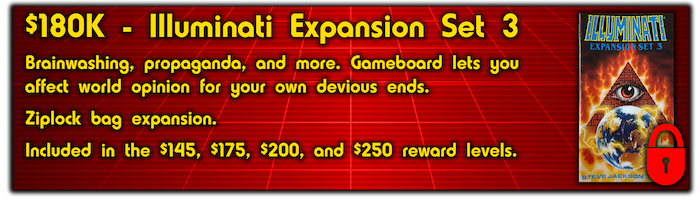 This stretch goal needs to be destroyed ASAP!